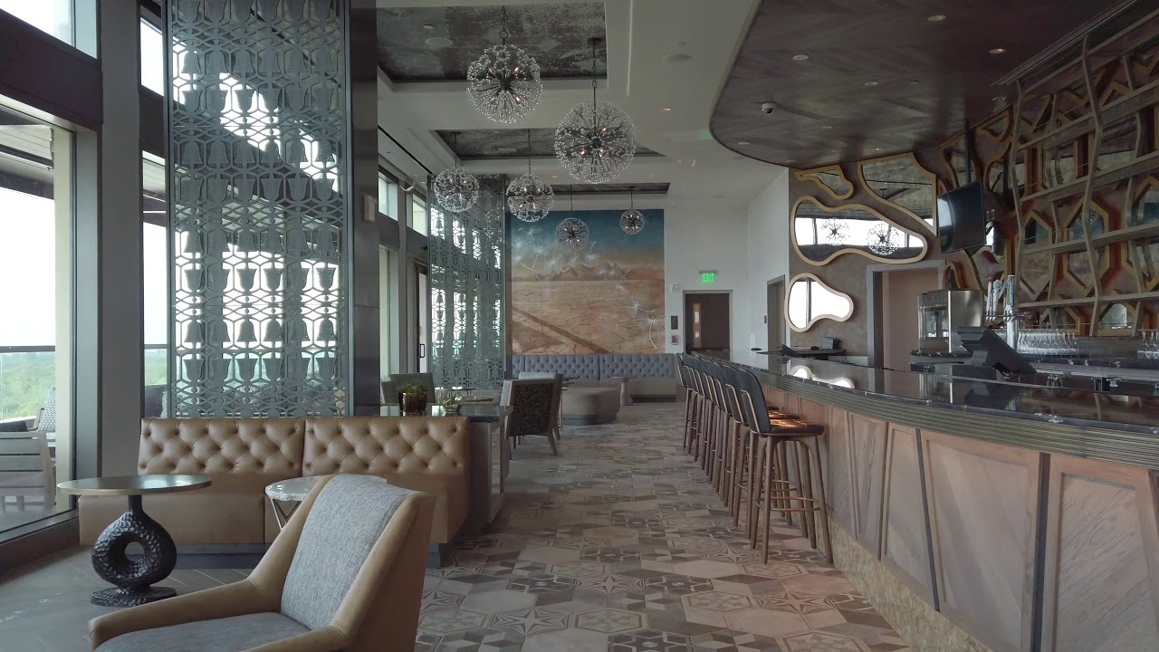 Dahlia Lounge walkthrough at Gran Destino