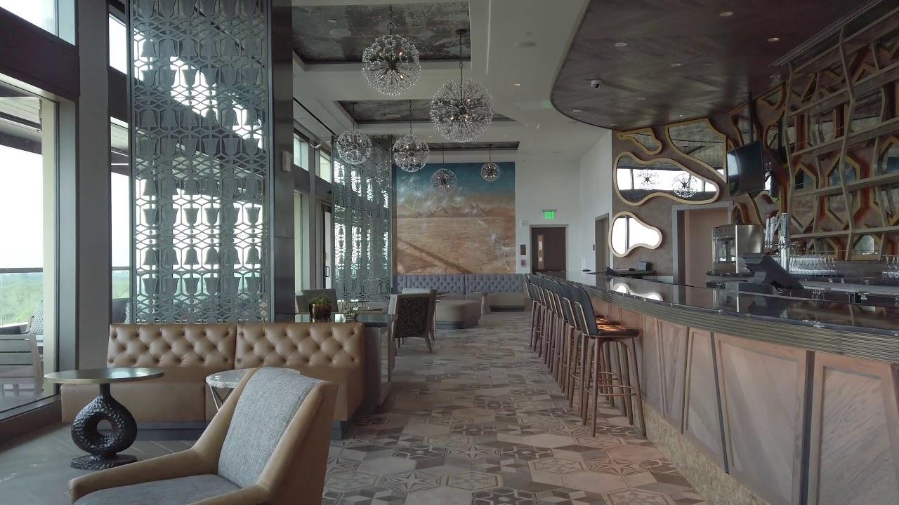 Dahlia Lounge walkthrough at Gran Destino