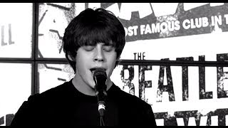 Jake Bugg Covers The Beatles, 'Like Dreamers Do' at The Cavern Club