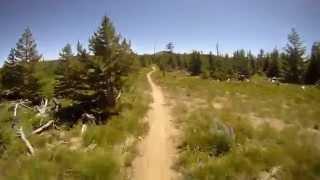 Bangtail Divide Trail Bozeman Montana