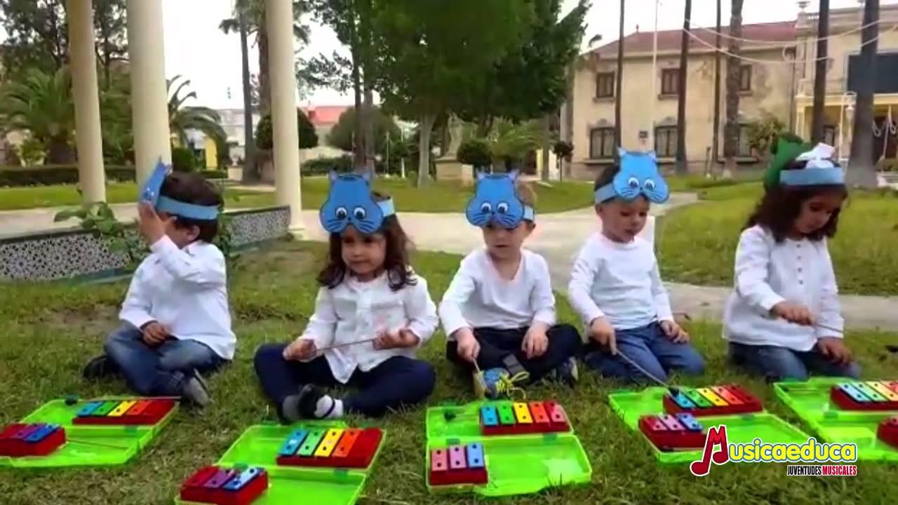 El juego del gatito - Grupo de Musizones - Escuela de Música Mozarteum - Bigastro