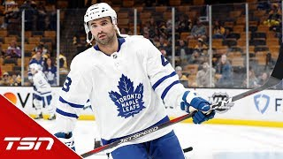 Button: 'Leafs had a big advantage...Kadri took it away with a selfish, selfish act'