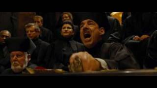 Trial Scene with Barty Crouch Jr.