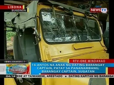 BP: 14-anyos na anak ng dating barangay captain, patay sa pananambang; barangay captain, sugatan
