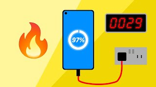 Is SUPER FAST charging TOO much?
