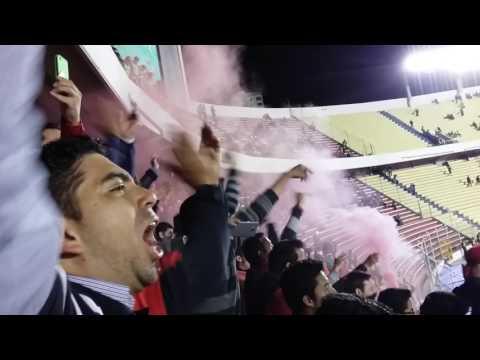 """""""Hinchada WILSTERMANN vs the strongest 2016"""" Barra: Gurkas • Club: Jorge Wilstermann"""