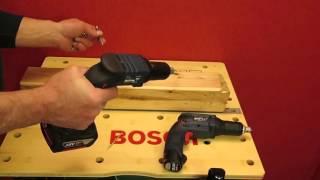 Bosch. GSR 10,8 V-EC  TE & GSR 18 V-EC  TE