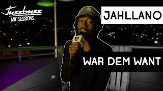 Jahllano | War Dem want | Jussbuss Mic Sessions | Season 1 | Episode 7
