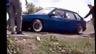 Приколы на дороге  #Заниженные #тазы и их владельцы #Авто приколы