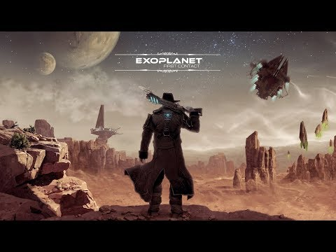 Exoplanet: First Contact [Updated Steam Early Access Trailer] de Exoplanet: First Contact