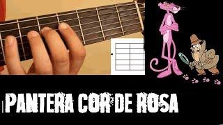Violão DeBoa – PANTERA COR DE ROSA