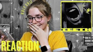 """5 Seconds Of Summer: """"TEETH"""" MUSIC VIDEO REACTION"""