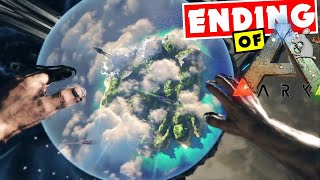 ARK FINAL ASCENSION - LAST BOSS FIGHT - THE END REVEALED