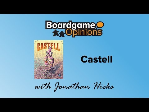 Boardgame Opinions: Castell