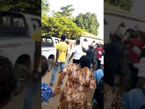 UNIABUJA student arrested for pointing a gun at lecturer