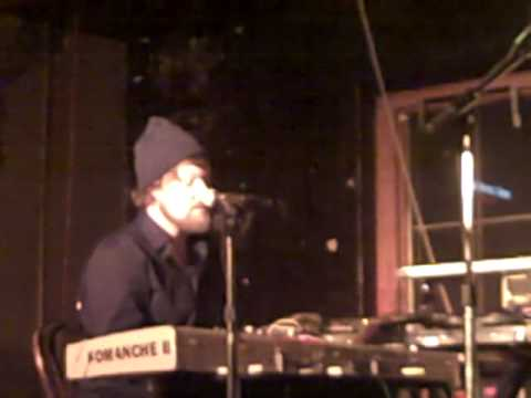 "John Grant ""Queen of Denmark"" at SXSW"