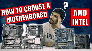 How to choose a motherboard | 2020 buying guide | Hindi