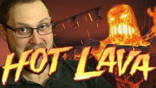 ПОЛ - ЭТО ЛАВА ► Hot Lava