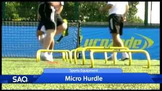 Hurdles x 5 video