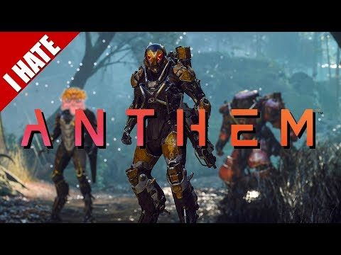 Anthem, for users of Reddit, the game is dead - Nerd4 life