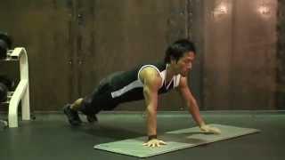 筋トレでモテる細マッチョ男!パーソナルトレーナーの筋肉トレーニング! - YouTube