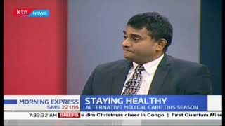 Staying Healthy: Alternative medical care this season