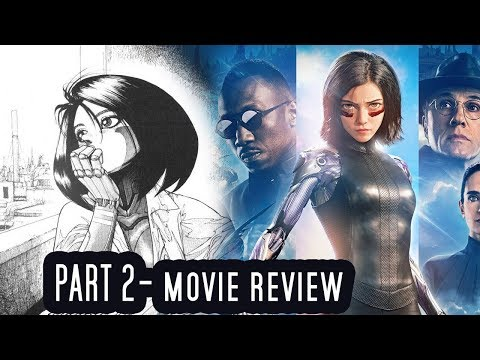 Alita- Battle Angel Is More Important than You Think (Movie Review)