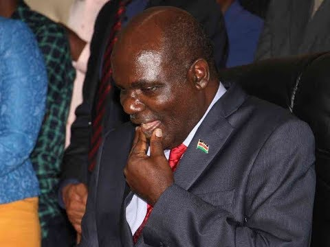 Some of the most difficult questions that Journalists asked Wafula Chebukati over 26th October Poll