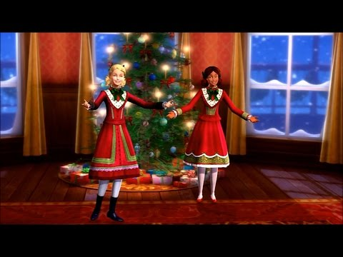 Barbie in a christmas carol   songs for christmas