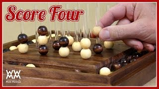 Score Four Game | Fun Strategy Game And Gift Idea