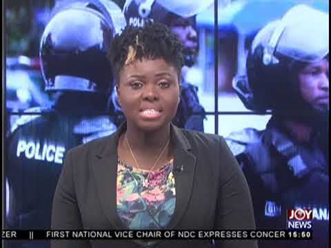 Police Officers Attacked - The Pulse on JoyNews (19-11-18)