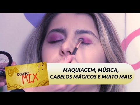 DGABC MIX ensina você a fazer uma maquiagem para a primavera/verão 2019