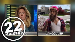 22 Minutes: Logger on the Loose (Barnabus Pine)