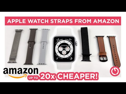 Are CHEAP Apple Watch Strap Alternatives any good?