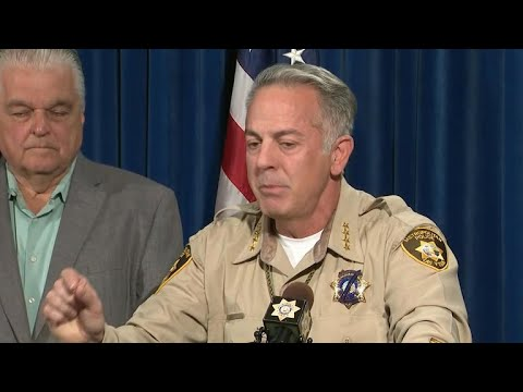 Police release new details on Las Vegas shooting investigation