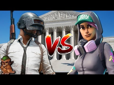 How PUBG Fortnite Lawsuit can Hurt Gamers