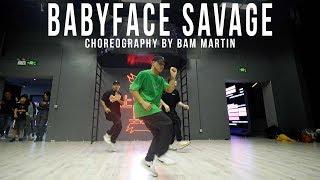 "Bhad Bhabie ""Babyface Savage"" Choreography by Bam Martin"