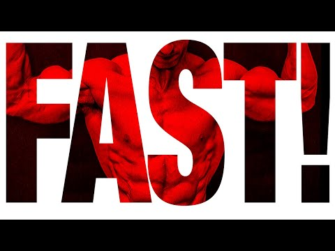 How to Get Bigger Arms Fast (RAPID RESULTS!!)