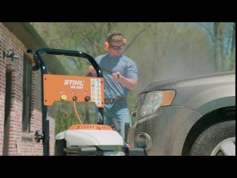 2021 Stihl RB 200 in Purvis, Mississippi - Video 2