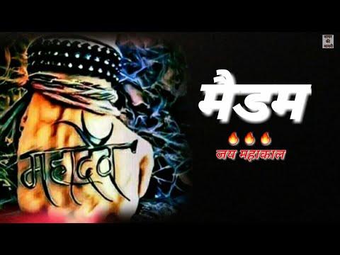 Best status of mahakal status   with dialogue    jai mahakal