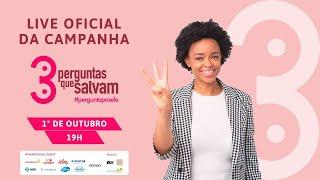 Live Outubro Rosa 2020 Femama