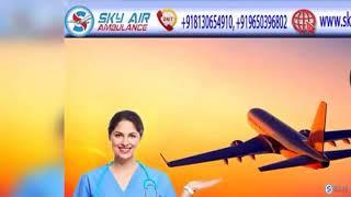 Rent ICU Air Ambulance in Delhi with Hi-tech Medical Service