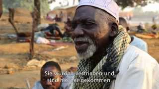 """preview picture of video '""""Unsere Kinder sind staatenlos geworden - Flucht aus ZAR'"""
