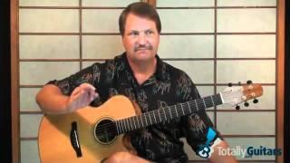 Colours Guitar Lesson Preview - Donovan