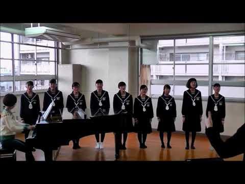 「希望〜ひかり〜」貝塚市立第一中学校(合唱部)