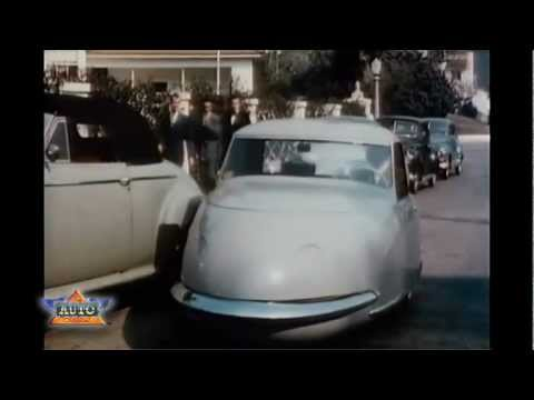 Cars Of The Future - 1948