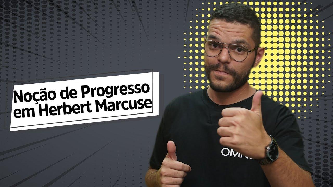 Noções de Progresso em Hebert Marcuse