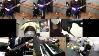 [HD]Subete ga F ni Naru THE PERFECT INSIDER ED [Nana Hitsuji] Band cover