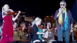 Andrea Bocelli Anema e Core Lajatico 2013
