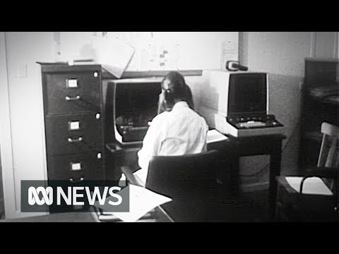 Computer predicts the end of civilisation (1973) - Australia's largest computer predicts the end of civilization by 2040-2050 [10:27]